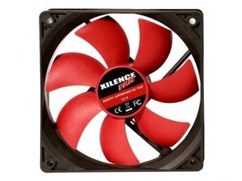 Xilence Cooler XPF-92R, Fan, 92x92x25mm, 1500rmp,<19dBA,hydro bearing,big 4pin and 3pin Molex