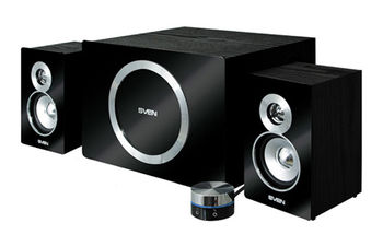 SVEN MS-1085 Black, черный