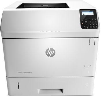 HP LaserJet Enterprise M605dn Printer, up to 58ppm, Duplex, 1200dpi, 512MB, HP PCL 6, HP PCL 5e, HP Postscript 3, Hi-Speed USB 2.0, Ethernet 10/100/1000T, up to 225000 pages,  ePrint, AirPrint™, CF281A (~10,500p.), CF281X (~25,000p.)