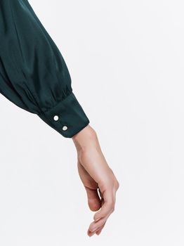 Блуза TOP SECRET Зеленый SBD0814ZI