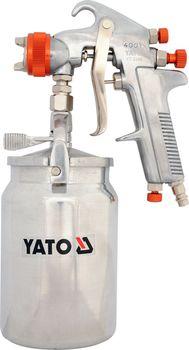 купить 2346YT Пистолет-распылитель  с баком 1L YATO в Кишинёве