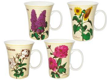 """купить Чашка конус """"Garden Flowers"""" 350ml в Кишинёве"""
