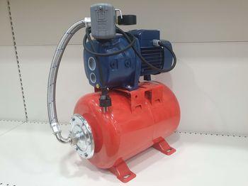 купить Гидрофор PEDROLLO JDWm1AX/30-4-24CL 0.75кВт 25м (Защита) в Кишинёве