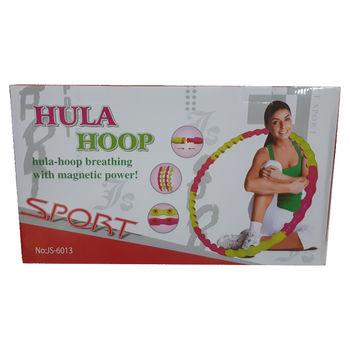 cumpără Cerc masaj hoola hoop d=80 cm, plastic 1311-1065 (3856) în Chișinău