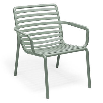 Лаунж Кресло Nardi DOGA RELAX MENTA 40256.15.000 (Лаунж Кресло для сада и террасы)