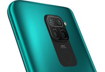 купить Xiaomi Redmi Note 9 3/64Gb Duos, Forest Green в Кишинёве