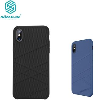 купить Чехол Nillkin Liquid case TPU Iphone XR,Black в Кишинёве