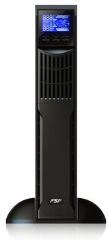 FSP Custos CU-1101TS Tower/Rack SmartUPS Online, 1000VA/900W