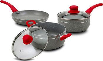 Набор посуды NAVA NV-10-256-001 (5 ед.)