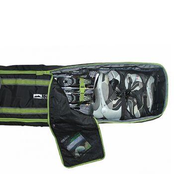 купить Чехол для лыж/сноуборда Travel Extreme FreeRide на колесиках ,TEFR в Кишинёве