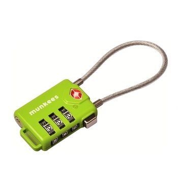 купить Брелок Munkees TSA Cable Combination Lock, 3609 в Кишинёве