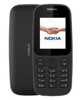 купить Nokia 105 2017 (Black) в Кишинёве