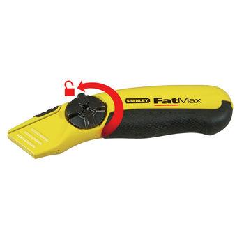 купить Нож Stanley Fatmax с выдвижным лезвием 0-10-780 в Кишинёве