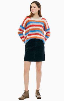 Трикотаж Tom Tailor Цветная полоска 1006320
