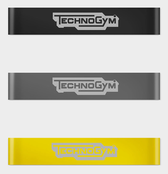 Набор эспандеров (3 шт.) Technogym Loop Band Resistance (4778)