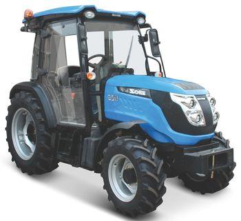 купить Трактор Solis N90 (90 л. с., 4x4) для садов и виноградников в Кишинёве