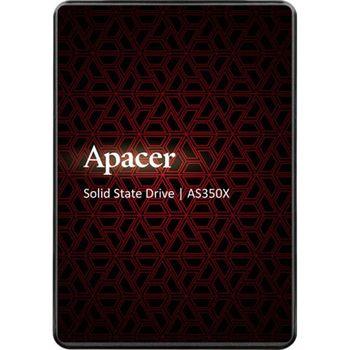 купить 2.5 SSD Apacer AS350X 512GB в Кишинёве