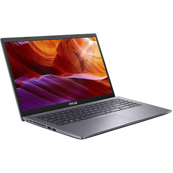 "Laptop 15.6"" ASUS VivoBook X509FA Slate Gray, Intel Pentium Gold 5405U 2.3GHz/4GB DDR4/SSD 256GB/Intel UHD610/WiFi 802.11AC/BT4.2/USB Type C/HDMI/HD WebCam/15.6"" FHD LED-backlit Anti-Glare (1920x1080)/DOS (laptop/notebook/Ноутбук  X509FA-EJ600"