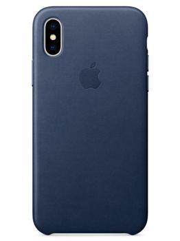 Чехол для iPhone X Original (Midnight Blue )