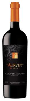 купить Вино Резерва Каберне Совиньон Аурвин, красное сухое, 0,75 л в Кишинёве