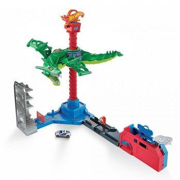 купить Mattel Hot Wheels Игровой набор Воздушная атака дракона в Кишинёве