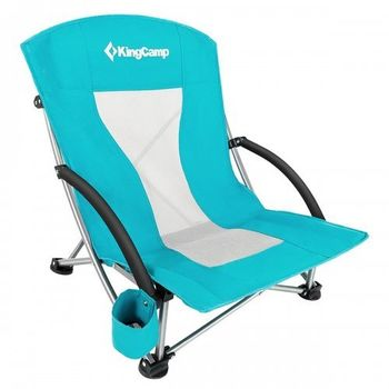 купить Складной стул MAS-KC3841-голубой в Кишинёве