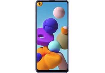 купить Samsung Galaxy A21s A217F/DS 3/32Gb, Blue в Кишинёве