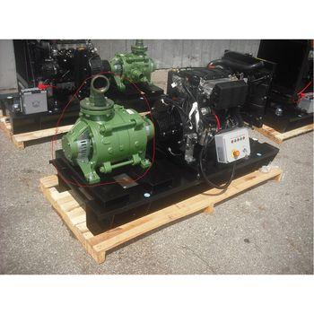 купить Профессиональная Мотопомпа Lombardini LDW 2204 SKM 80/2 в Кишинёве