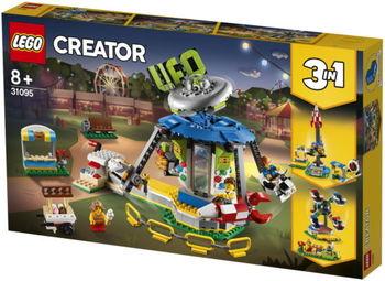 "LEGO Creator ""Ярмарочная карусель"", арт. 31095"