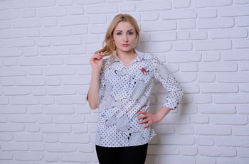 купить Блузка Simona ID 9520 в Кишинёве
