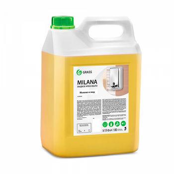 MILANA МОЛОКО И МЕД Крем-мыло жидкое увлажняющее 5 л