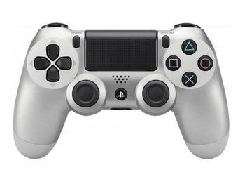 SONY PS DualShock 4 V2 Silver