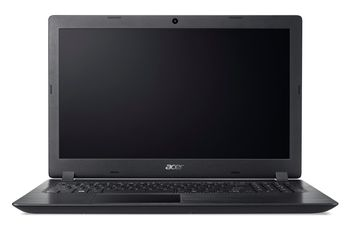 "ACER Aspire A315-31 Obsidian Black (NX.GNTEU.018) 15.6"" HD (Intel® Celeron® Dual Core N3350 up to 2.40GHz (Apollo Lake), 4Gb DDR4 RAM, 1.0TB HDD, Intel® HD Graphics 620, w/o DVD, WiFi-AC/BT, 2cell, 0.3MP CrystalEye webcam, RUS, Linux, 2.1kg)"