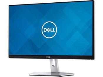 """23.0"""" DELL IPS LED S2319H Borderless Black (5ms,8M:1, 250cd ,1920x1080, Tilt, HDMI, Audio Line,Speakers)"""