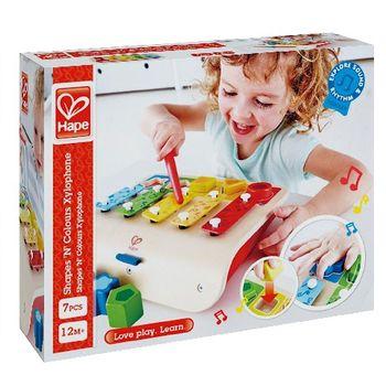 купить Hape Деревянная игрушка Ксилофон Sorter в Кишинёве
