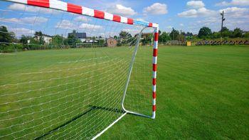 Футбольные ворота металлические 3х2х0.9 м (38 мм / 18 кг) 100336 (3382)