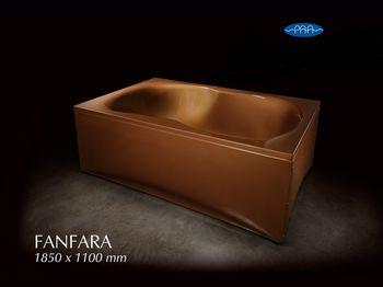 Ванна FANFARA - марки P.A.A
