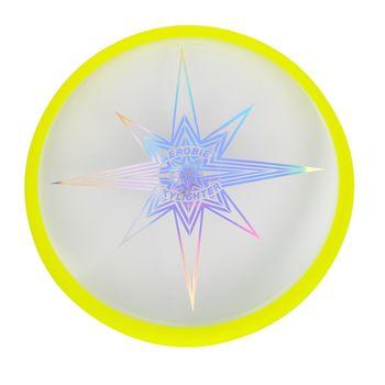 купить Светящаяся фрисби (летающая тарелка, фризби) inSPORTline Aerobie SKYLIGHTER 27Y12 в Кишинёве