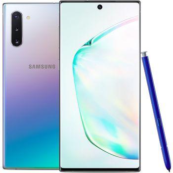 купить Samsung Galaxy Note 10 8/256GB Duos (N970FD), Aura Glow в Кишинёве