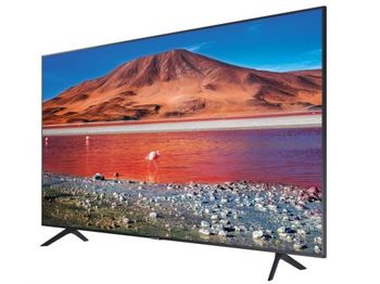 "75"" TV Samsung UE75TU7170UXUA, Titan (SMART TV)"