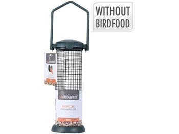 """Кормушка для птиц подвесная """"Цилиндр"""" D8.5cm, H23cm"""