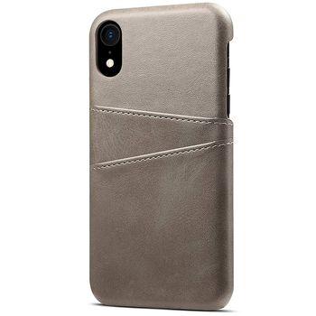 купить Чехол Senno Leather Wallet Iphone XS Max ,Grey в Кишинёве