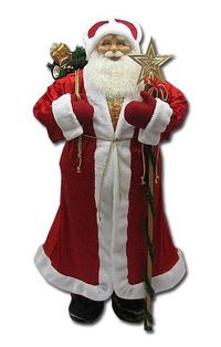 Дед Мороз, Снеговик