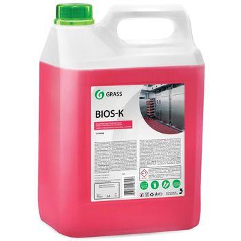Bios-K - Высококонцентрированное щелочное средство 5,6 кг