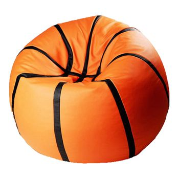 Bean bag Basketball BIG Orange Кресло мешок Баскетбольный Мяч