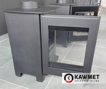 Печь чугунная KAWMET Premium S16(P5) 4,9 kW