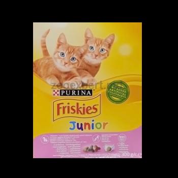 cumpără FRISKIES Junior cu pui, lapte si legume (300 gr) în Chișinău
