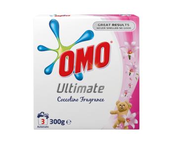 cumpără Omo Automatic Ultimate Coccolino Fragrance, 300 gr. în Chișinău