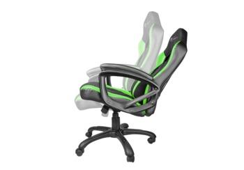 купить Genesis Chair Nitro 330 (SX33), Black-Green в Кишинёве