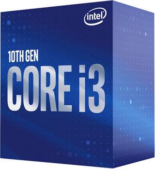 купить Intel® Core™ i3-10100, S1200, 3.6-4.3GHz (4C/8T) Tray в Кишинёве